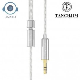 Tanchjim Cable S Upgrade Cable Hana Oxygen Silver Plated Copper